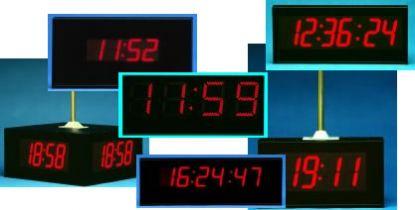 Digital Clocks Led Clocks Dds