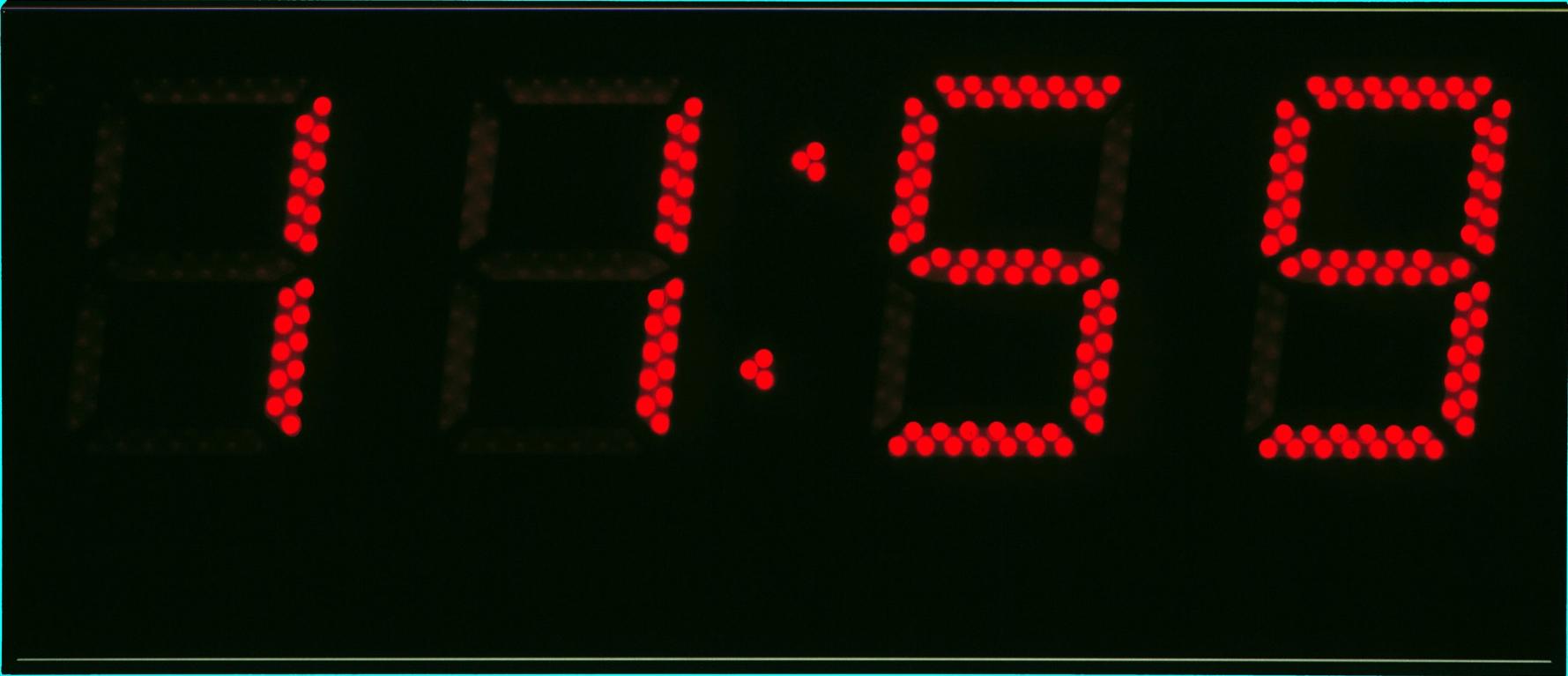 Stand Alone Digital Clock Led Clocks Digital Display