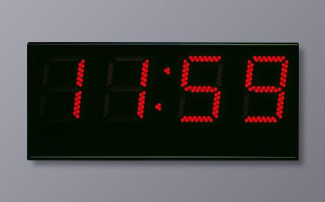 DSA-42470 7 inch large stand alone clock