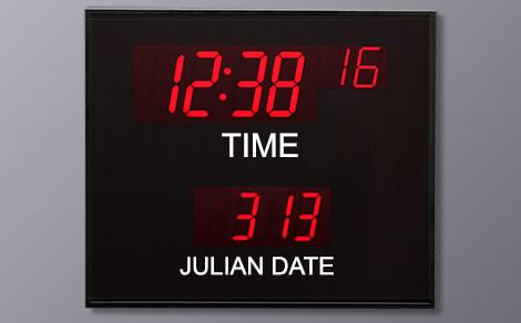 BCL-62440 Julian Clock