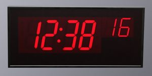 BSA-62440 6Digit Stand Alone Clock