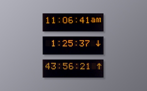 10-Digit LED Timer