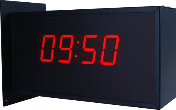 Double Sided Digital Clock Led Clocks Digital Display