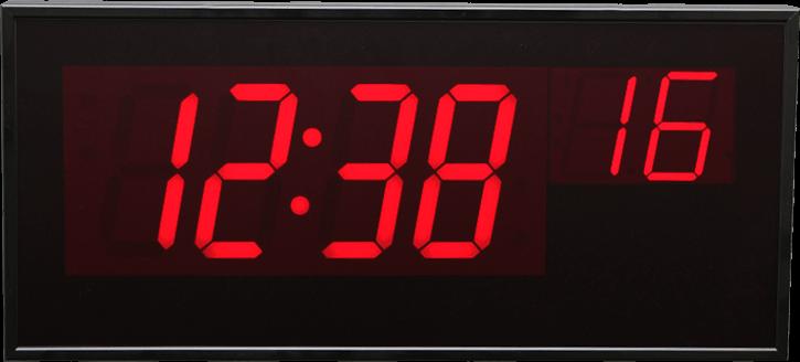6 Digit Master Clock